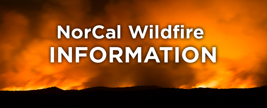 NorCal Wildfire Information