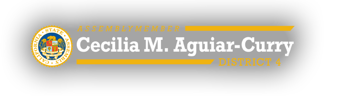 Official Website - Assemblymember Cecilia Aguiar-Curry Representing the 04th California Assembly District
