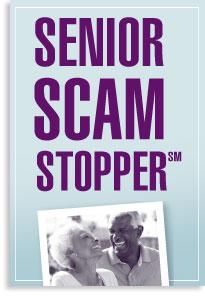 Senior Scam Stopper logo
